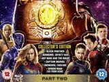 Marvel Studios Cinematic Universe – Phase Three: Part Two Box Set