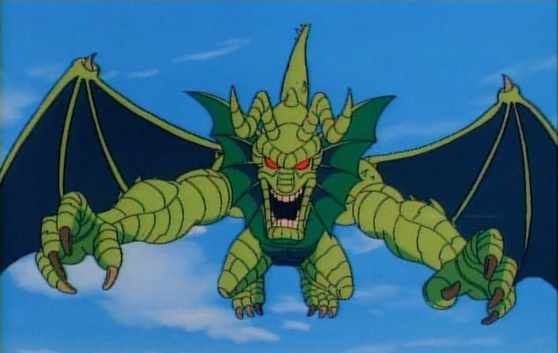 Fin Fang Foom (Marvel Animated Universe)