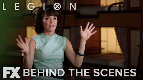 Legion Inside Season 1 The World of Legion FX