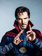 Doctor Strange Promo
