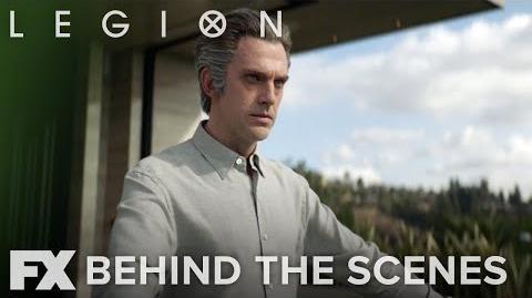 Legion Inside Season 2 The Nature of Reality FX