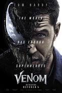 Venom Dual Poster