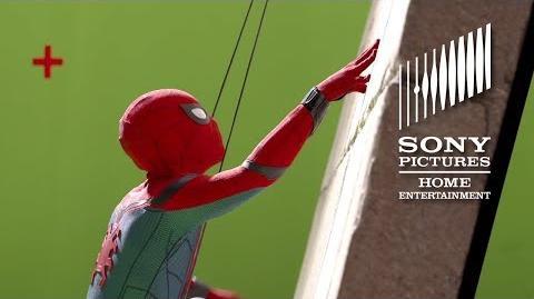 SPIDER-MAN HOMECOMING - On Digital 9 26, On Blu-ray 10 17!