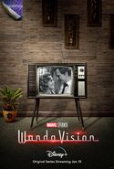 WandaVision Second Poster