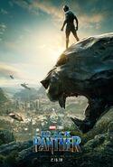 Black Panther SDCC 2017 Poster