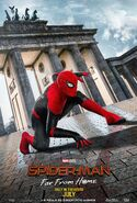 Far From Home Berlin Poster