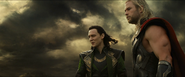 Thor The Dark World Loki and Thor 01