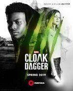 Cloak and Dagger Season 2 poster
