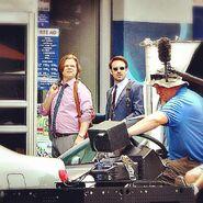 Daredevil Season 2 filming 7