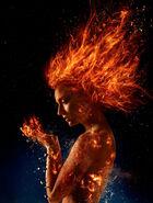 Dark Phoenix Entertainment Weekly Cover2