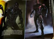 Ultron Concept art aou 6