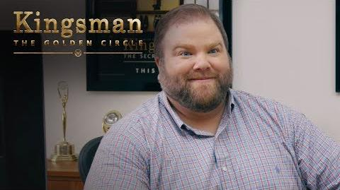 Kingsman The Golden Circle Marketing Team Creates The Greatest Promo Ever 20th Century FOX