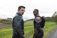 Winter Soldier and Falcon 01