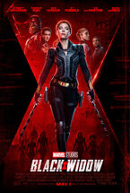 Black Widow (July 9, 2021)