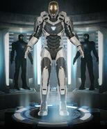 Gemini armor 2