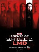 Agents of SHIELD LMD promo