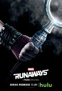 Runaways Character Poster 05
