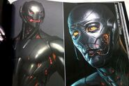 Ultron Concept art aou 11