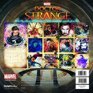 Doctor - Strange - 2016- Calendar - 4