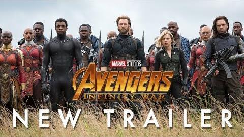 Marvel Studios' Avengers Infinity War - Official Trailer