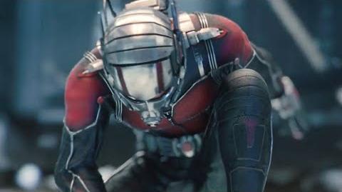 ANT-MAN TV Spot 4 (2015) Paul Rudd Marvel Superhero Movie HD