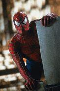 Spiderman-climb