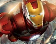 Avengers background 2
