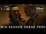 Mid-Season Sneak Peek - Marvel Studios' Loki - Disney+