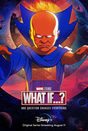 What If Watcher Poster