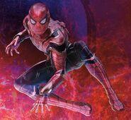 IronSpider-Man Avenger-InfinityWar