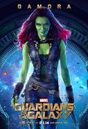Poster - Gamora