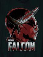 Falcon Infinity War Avenger