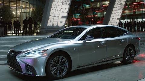 Lexus LS 500 F SPORT Marvel Studios' Black Panther Commercial—Full Length