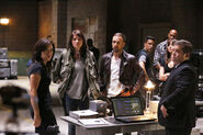 Agents of S.H.I.E.L.D. Shadow's 13