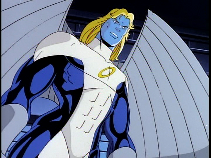 Warren Worthington III (Marvel Animated Universe)