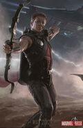 Hawkeye sdcc