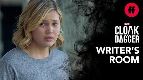 Letter From The Writer's Room Marvel's Cloak & Dagger Season 2 Human Trafficking Storyline