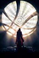 Doctor Strange Textless Poster 01
