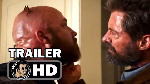 LOGAN Official International Red Band Trailer 1 (2017) Hugh Jackman Wolverine Marvel Movie HD