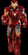 Iron Man strut
