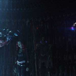 Nebula being tortured by Thanos.png