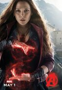 Scarlet Witch AOU Poster
