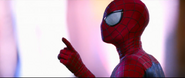 Spider-Man guessing Electros real name