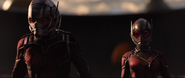 Ant-Man and the Wasp - Hank and Jan