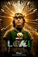 Loki Character Posters 09