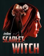Scarlet Witch Infinity War-Avenger
