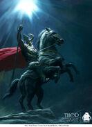 Thor Concept Art - Odin 002