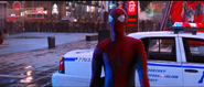 Spider-Man telling Electro that he does Remeber him