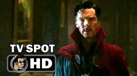 DOCTOR STRANGE TV Spot - You've Never Seen (2016) Benedict Cumberbatch Marvel Movie HD