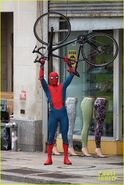 Spider-man-swings-into-action-on-set-22